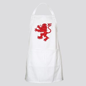 Lion Red Light Apron