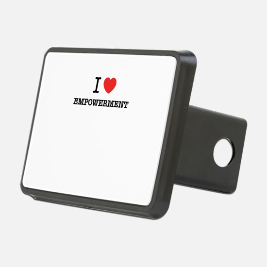 I Love EMPOWERMENT Hitch Cover