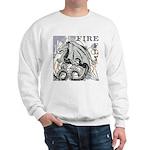 Fire Fly Sweatshirt