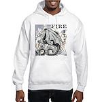 Fire Fly Hooded Sweatshirt