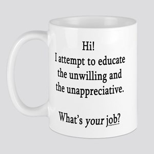teachersjob Mugs