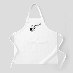 Holla BBQ Apron