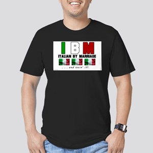 Italian By Marriage - and lov T-Shirt