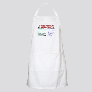 American Foxhound Property Laws 2 BBQ Apron