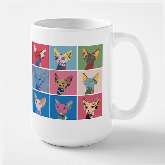 Devon Pop Art Mugs