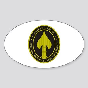 US SPECIAL OPS COMMAND Sticker