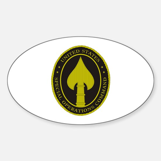 US SPECIAL OPS COMMAND Decal