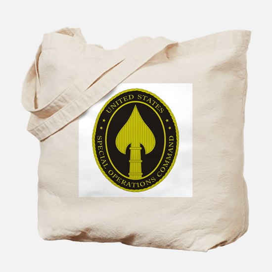 US SPECIAL OPS COMMAND Tote Bag