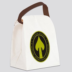 US SPECIAL OPS COMMAND Canvas Lunch Bag
