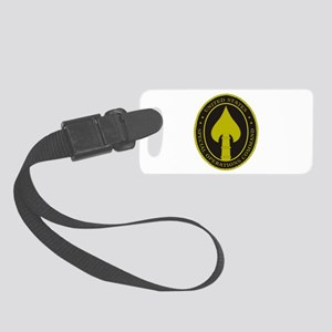 US SPECIAL OPS COMMAND Small Luggage Tag