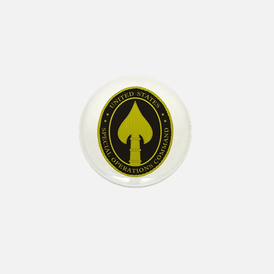 US SPECIAL OPS COMMAND Mini Button