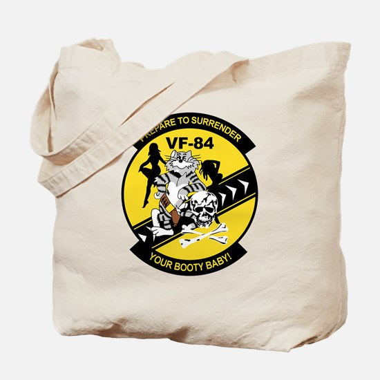 VF-84 Jolly Rogers Tote Bag