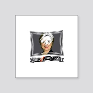 Hillary Rodham Clinton Sticker