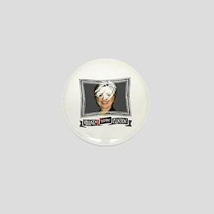 Hillary Rodham Clinton Mini Button