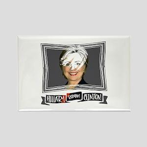 Hillary Rodham Clinton Magnets