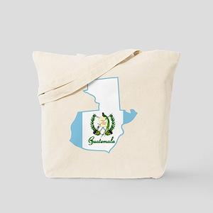Cool Guatemala Tote Bag