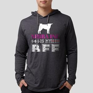 Shiba Inu Is My BFF Long Sleeve T-Shirt
