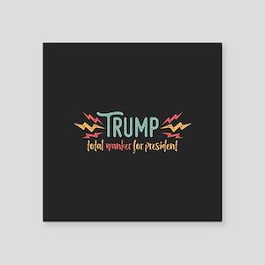 Trump Total Wanker Sticker