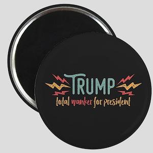 Trump Total Wanker Magnets