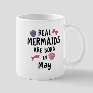 Mermaids are born in May Czp68 Mugs