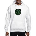 Green Tentacles Jumper Hoodie