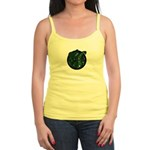 Green Tentacles Tank Top