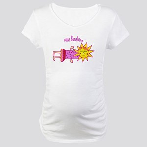 Miss Sunshine Maternity T-Shirt