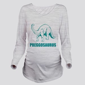 Preggosaurus Pregosa Long Sleeve Maternity T-Shirt