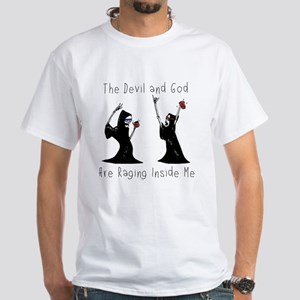 The Devil And God T-Shirt