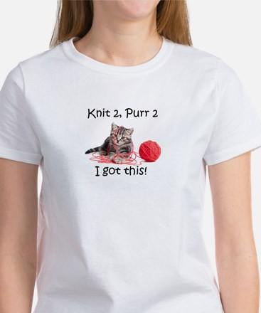 Knit2Purr2 T-Shirt