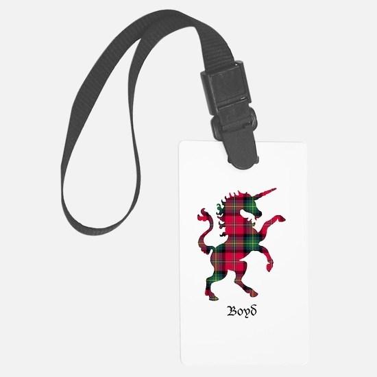 Unicorn - Boyd Luggage Tag