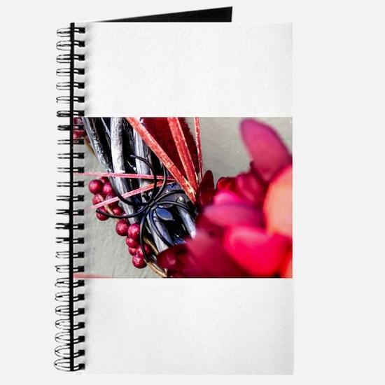 Spider Wreath Journal