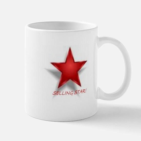 December Selling Star Award Mug