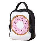 Pink Sprinkles! Neoprene Lunch Bag