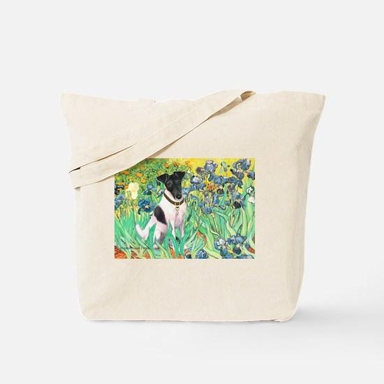 Irises / T (#1) Tote Bag