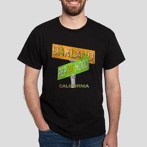 REP OAKLAND Dark T-Shirt