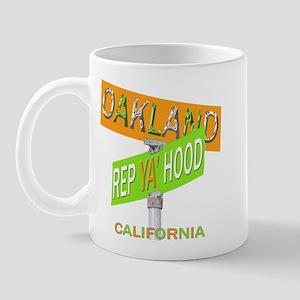 REP OAKLAND Mug