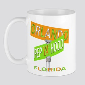 REP ORLANDO Mug