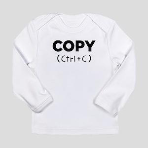 COPY (Ctrl+C) Long Sleeve T-Shirt