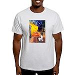 Cafe / Smooth T (#1) Light T-Shirt