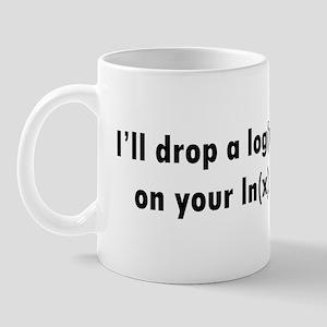 3-logonln Mugs