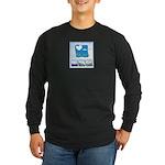 High Cloud Long Sleeve Dark T-Shirt