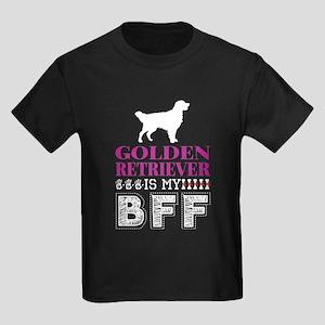 Golden Retriever Is My BFF T-Shirt