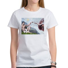 Creation / Smooth T (#1) Women's T-Shirt
