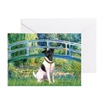 Bridge / Smooth T (#1) Greeting Cards (Pk of 20)