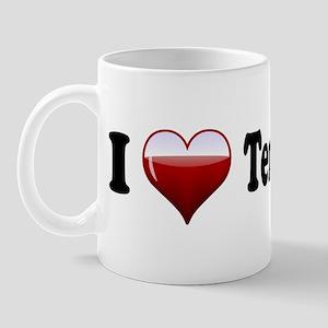 I Love Tempranillo Mug