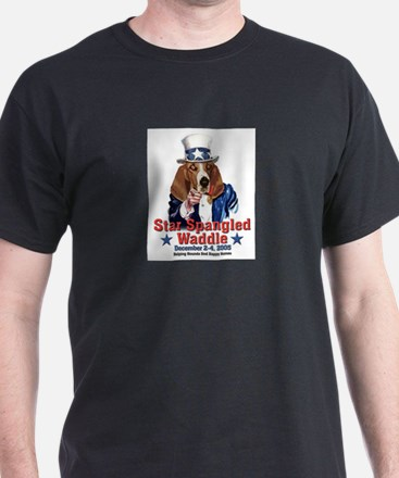Funny Basset hound rescue T-Shirt