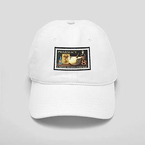 Pharmacist Stamp Collecting Cap