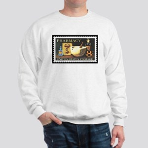 Pharmacist Stamp Collecting Sweatshirt