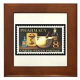 Pharmacist Framed Tiles